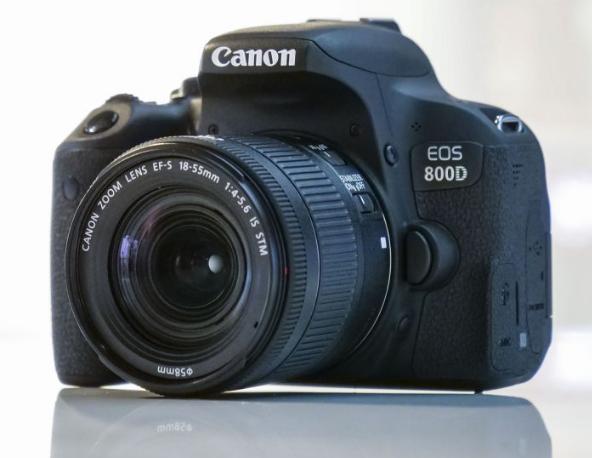 Canon EOS Rebel T7i (EOS 800D)
