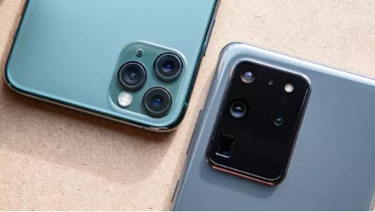 s20 ultra vs 11 pro max camera
