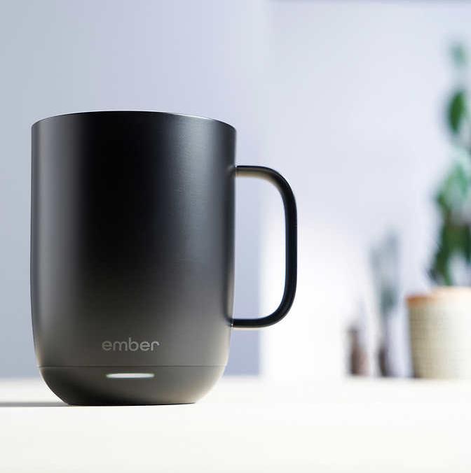 Ember Mug Design