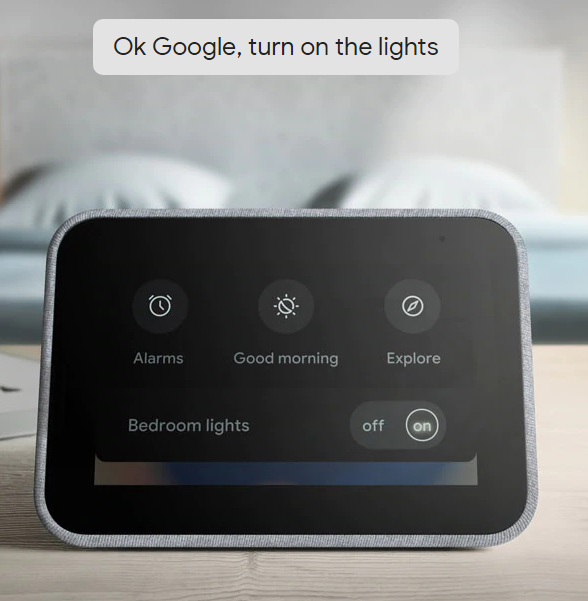 SMART HOME WITH A SMART DEVICE