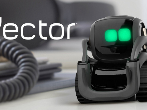 Hey Hey Hey Vector! A Smart, Good Robot ❤