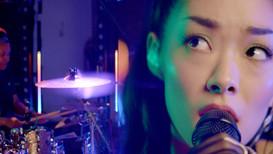 RINA SAWAYAMA - BRITS 'RISING STAR' AT ABBEY ROAD STUDIOS