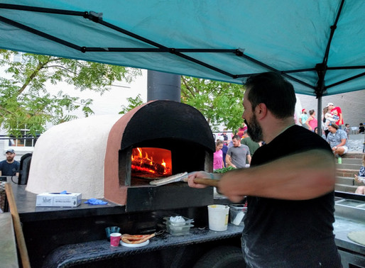 Pizza Palooza Sept. 21, 2019