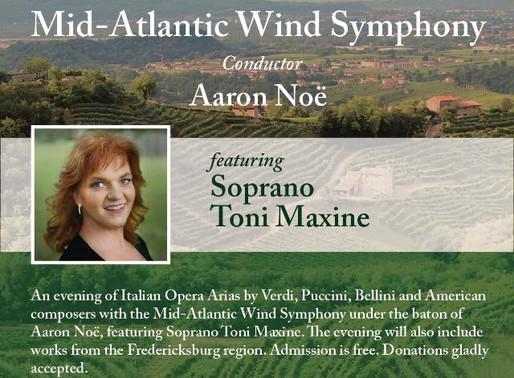 First Italian Composer Series, November 4, 2016