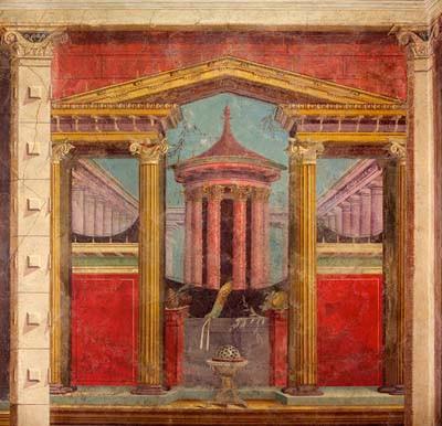 Pompeii Lecture, November 10, 2017