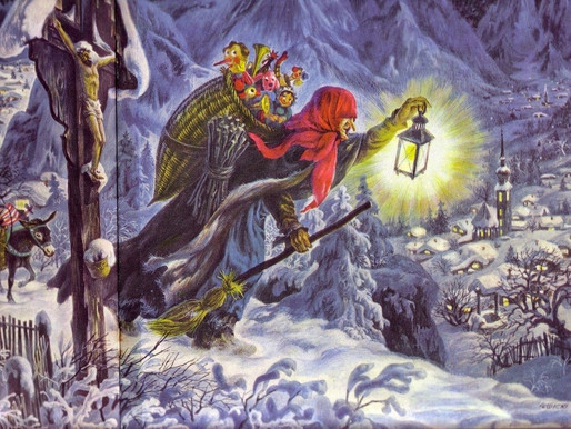 La Befana Returns January 7,  2018