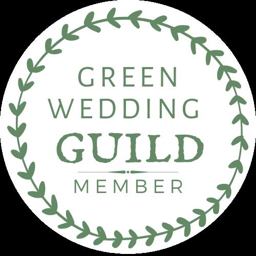 Green Wedding Guild Member badge