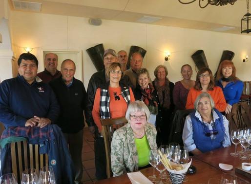 October  2015 Barboursville Wine Tasting
