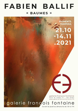 GalerieFrançoisFontaine-affiche
