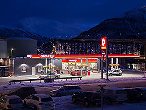 CircleK_Nansenplass_Tromsø_EnergyOptimal