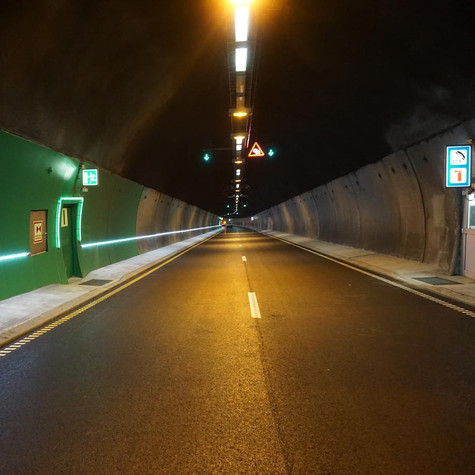 TUNNELS, ROAD AND RAIL