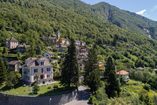 Villa am Berg
