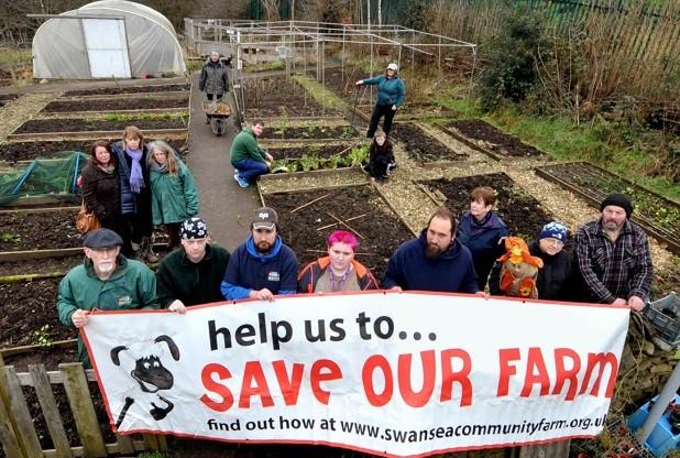 Save Our Farm!