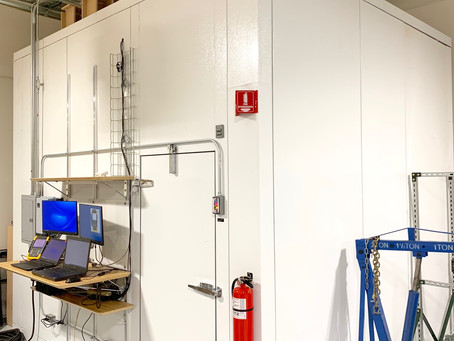 Delta's New Thermal Test Chamber