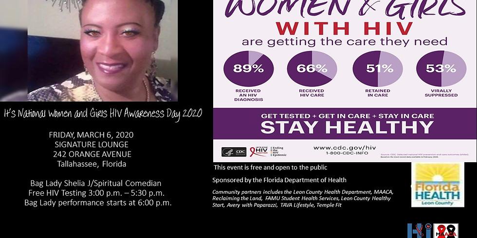 National Women and Girls HIV Awareness Day
