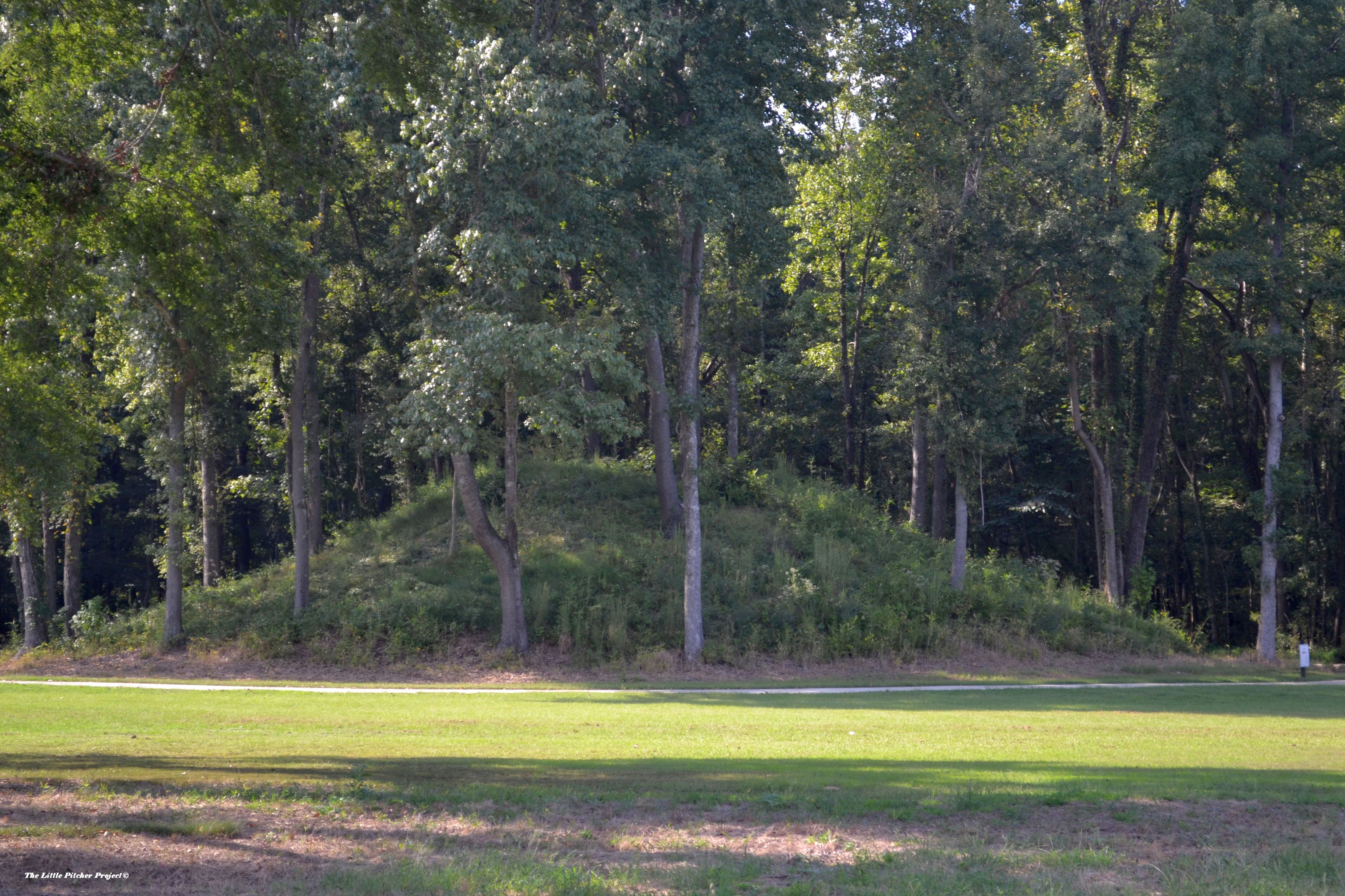 Batesville mound