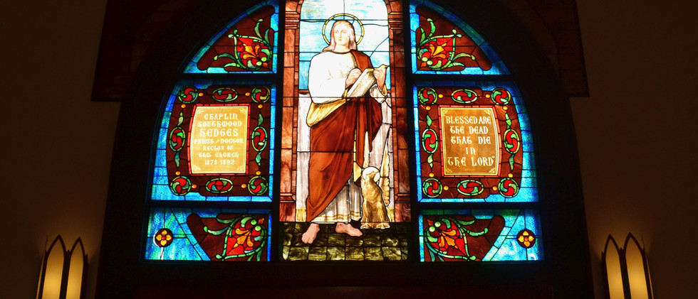 Mount Olivet Episcopal Church, 1867