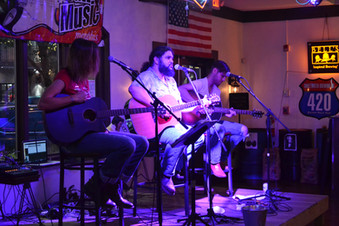 Memphis in Motion - Songwriters' Nights