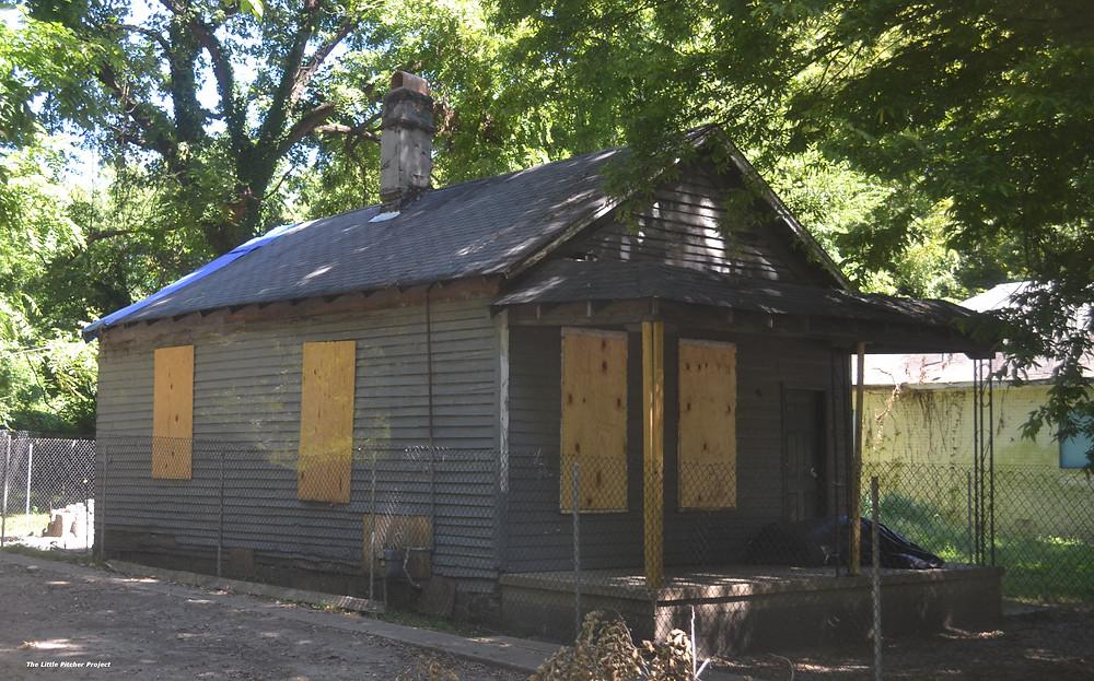 Aretha Franklin birthplace Memphis