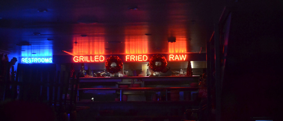 Grilled, Fried, Raw
