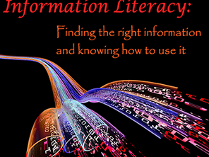 Information Literacy for Arts Management Staff