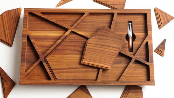 puzzle tray