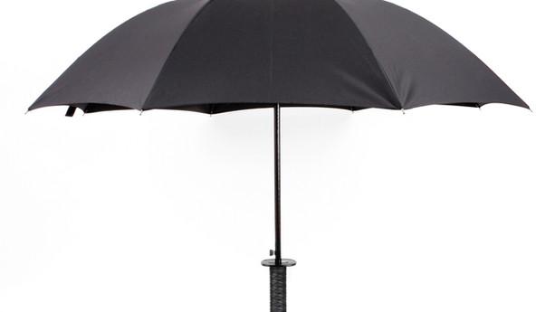Umbrellas for the Civil but Discontent Man