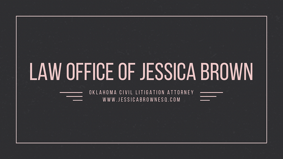 Cover photo - Law Office of Jessica Brow