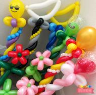 Little Fox Face Paint - Balloons 2