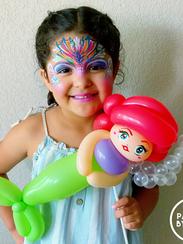 Balloon - Mermaid