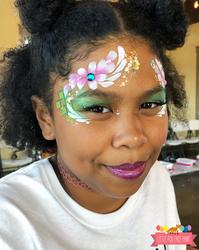 Litle Fox Face Paint - Glitz & Glam
