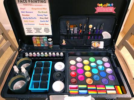 Little Fox Face Paint Craft N Go