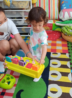 Our Playgroup class