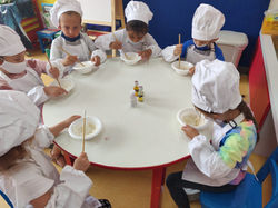 Our Sunshine Chefs