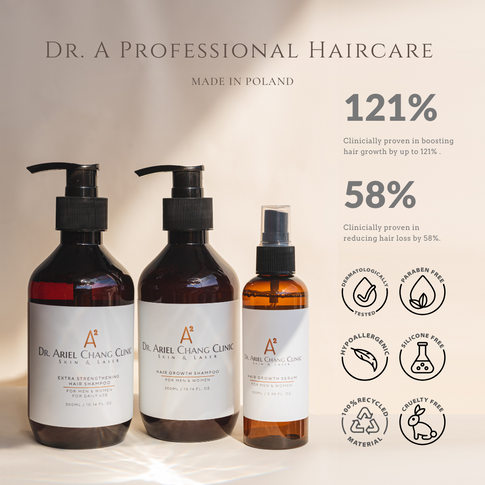 Dr. A Professional HairCare