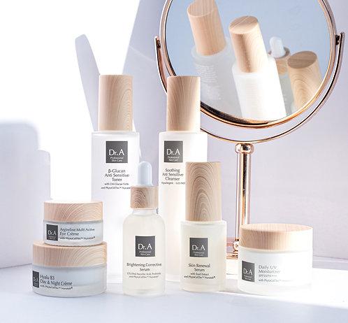 Dr. A Professional SkinCare Set