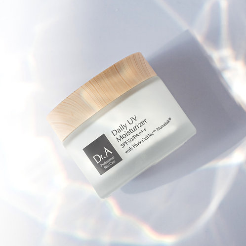Dr. A Daily UV Moisturiser SPF50/PA+++