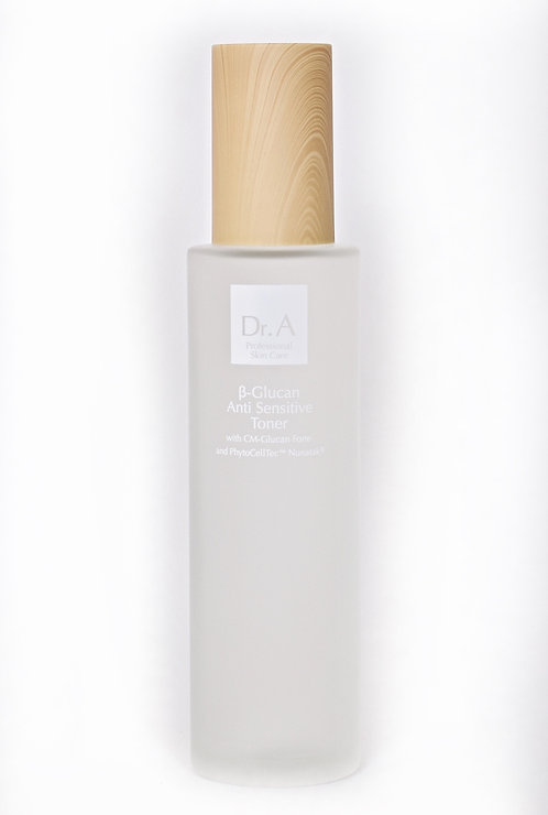 Dr. A B-Glucan Anti Sensitive Toner