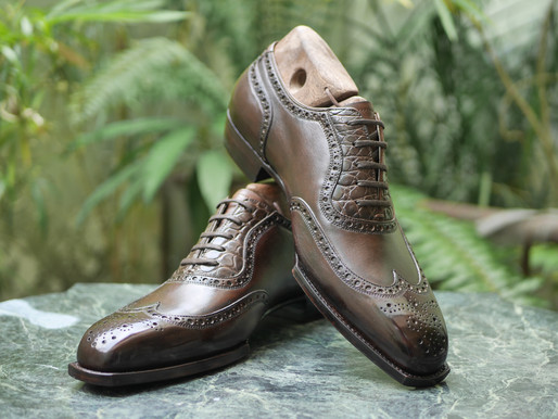 Winson Shoemaker's Adelaide Wingtip MTO Review