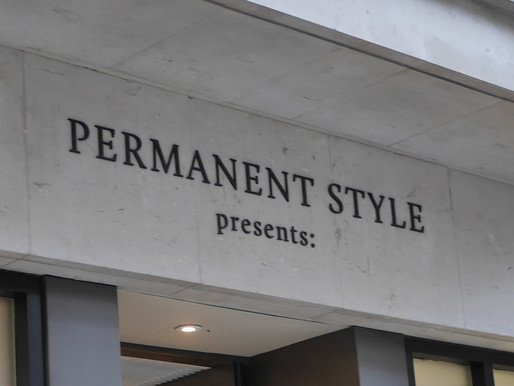 Permanent Style's Pop-Up Event