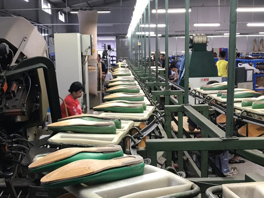 Fortuna Shoes Factory Visit