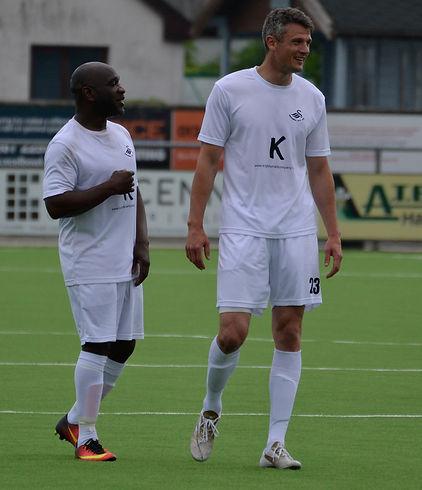 OwainTudor-Jones ex Swansea City footballer