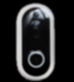 1080p wireless wifi doorbell silver.png