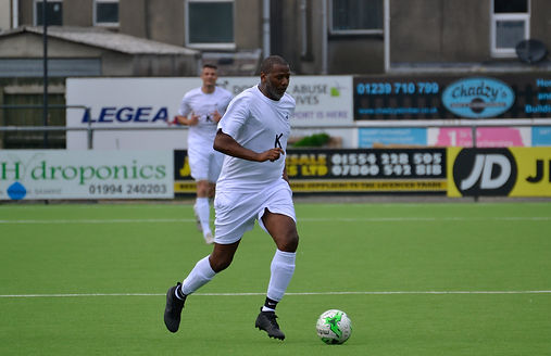 John Williams ex Coventry and Swansea Footballer.