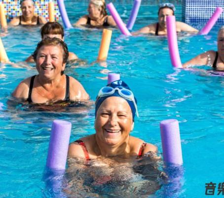 何謂水中有氧運動?不用流汗也能瘦?