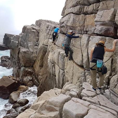 卡洛動路跑精靈|攀岩老師永保年輕的秘訣