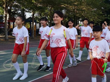 為台灣花式跳繩運動尋找意義 邵海萸