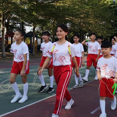 為台灣花式跳繩運動尋找意義|邵海萸