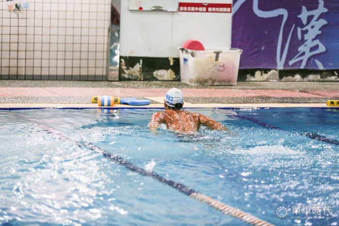 音樂貝殼適合高強度游泳方式