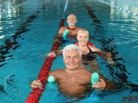 用水中運動實現自我復健吧!